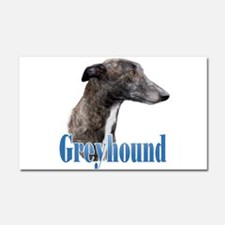 Greyhound Name Car Magnet 20 x 12
