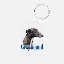 Greyhound Name Keychains