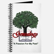A Passion For My Past Journal