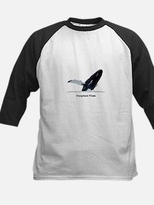 Humpback Whale (breaching) Baseball Jersey