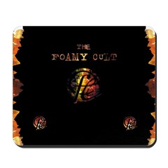 Foamy CUlt Logo Mousepad