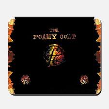 Foamy CUlt Logo Mousepad