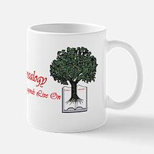 Family Legends Live On Mug