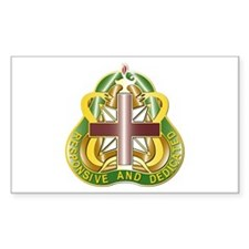 Army - US Army Medical Command Decal