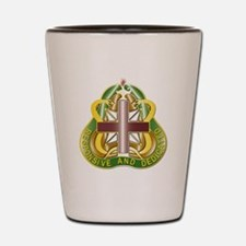 Army - US Army Medical Command Shot Glass