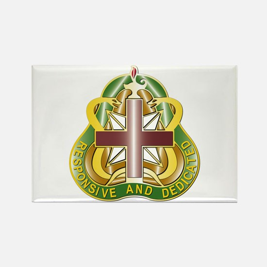 Army - US Army Medical Command Rectangle Magnet