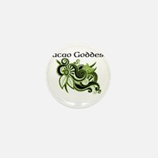 Cacao Goddess Mini Button (100 pack)