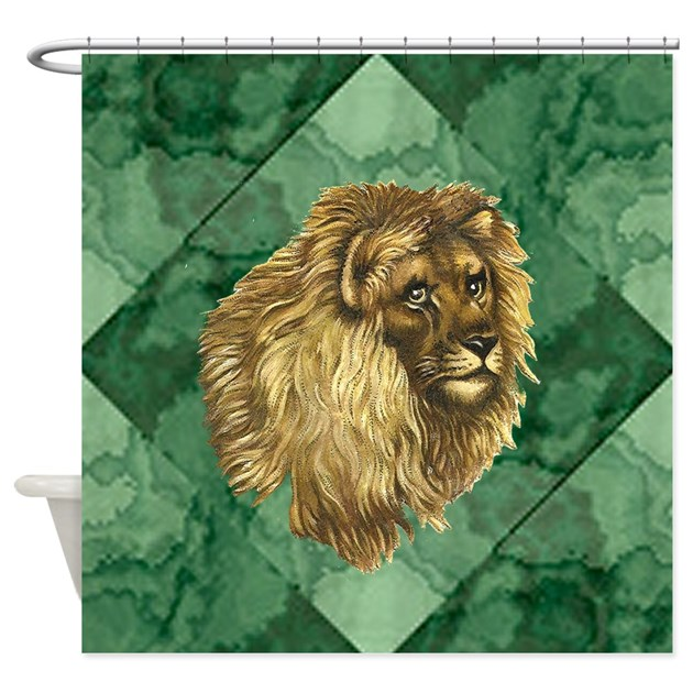 Lion King Shower Curtain By JeanniesDreams