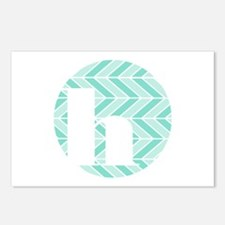 Chevron Postcards (Package of 8)