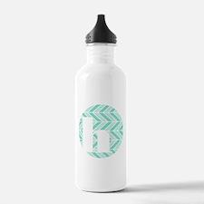 Chevron Sports Water Bottle