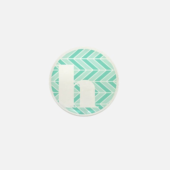 Chevron Mini Button