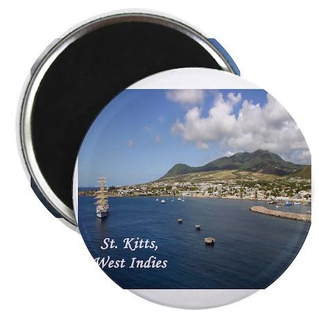 St. Kitts Magnet