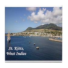 St. Kitts Tile Coaster