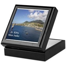 St. Kitts Keepsake Box