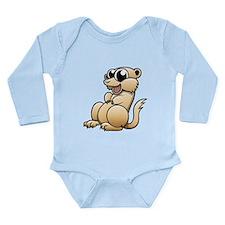 Cartoon Meerkat Body Suit