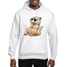 Cartoon Meerkat Hoodie