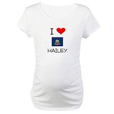 I Love HAILEY Idaho Shirt