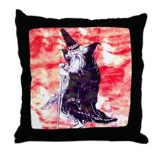 Wizard #2 Throw Pillow
