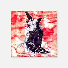"""Wizard #2 Square Sticker 3"""" x 3"""""""