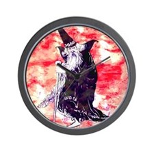 Wizard #2 Wall Clock