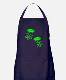 I Lost An Electron! Apron (dark)