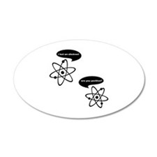 I Lost An Electron! Wall Decal
