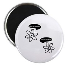 """I Lost An Electron! 2.25"""" Magnet (100 pack)"""