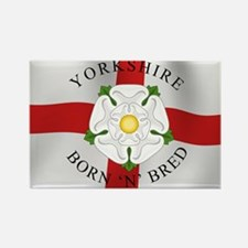 Yorkshire Born 'N' Bred Magnets