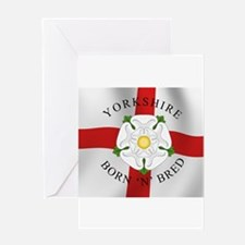 Yorkshire Born 'N' Bred Greeting Cards