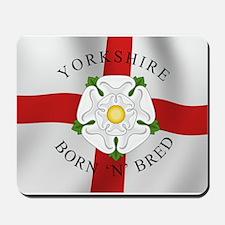 Yorkshire Born 'N' Bred Mousepad