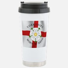 Yorkshire Born 'N' Bred Travel Mug