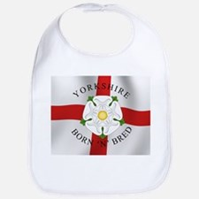 Yorkshire Born 'N' Bred Bib