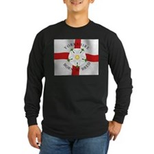 Yorkshire Born 'N' Bred Long Sleeve T-Shirt