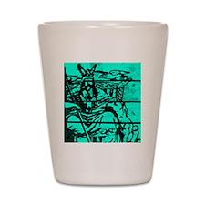 Viking King  Shot Glass