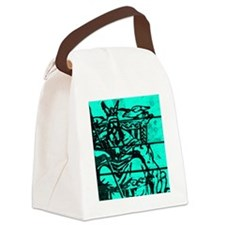 Viking King  Canvas Lunch Bag