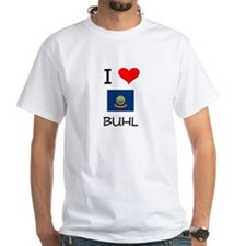 I Love BUHL Idaho T-Shirt