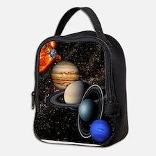 Solar System Neoprene Lunch Bag