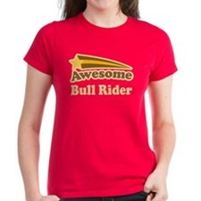 Awesome Bull Rider Tee