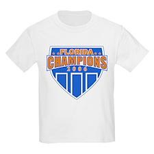 Florida Champions 2006 Kids T-Shirt