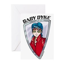 Baby Dyke Greeting Cards (6)