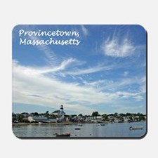 Provincetown Harbor Mousepad