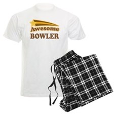 Awesome Bowler Pajamas