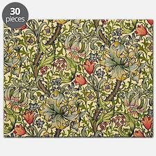 Morris Golden Lily Puzzle