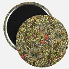 Morris Golden Lily Magnet