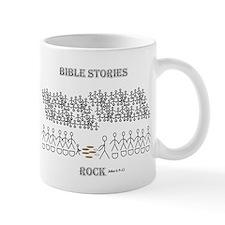 Jesus Feeds the 5000 Mugs