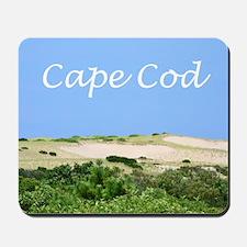 Cape Cod Dunes Mousepad