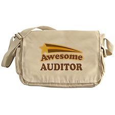 Awesome Auditor Messenger Bag