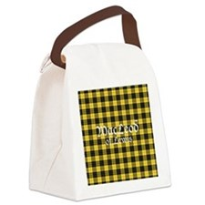Tartan - MacLeod of Lewis Canvas Lunch Bag