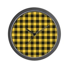 Tartan - MacLeod of Lewis Wall Clock