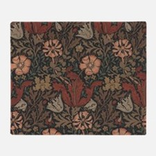 William Morris Compton Throw Blanket